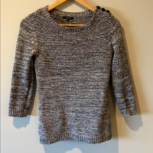 An RW&CO. Sweater.